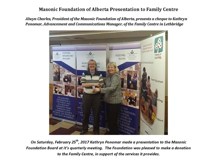 Family Centre Presentation